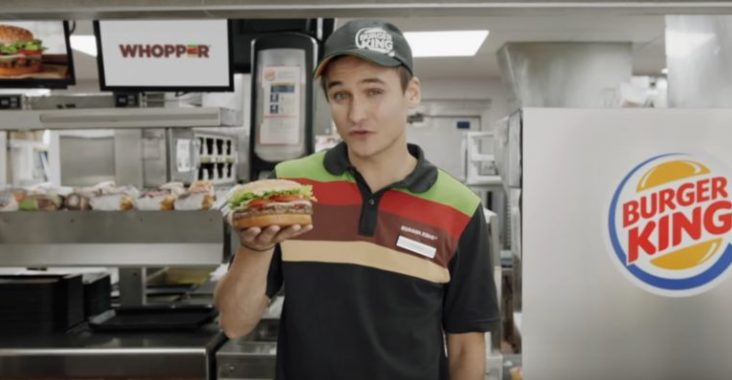 Burger King Yunodigital